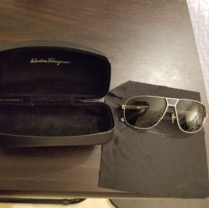 Salvatore Ferragamo mens sunglasses